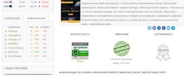 Обменный сервис AnyExchange.best добавлен на мониторинг обменников Bestexchangers.ru